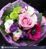 Bouquet piccolo misto fiori stagione