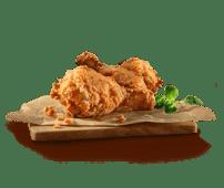3 kawałki kurczaka Kentucky