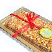 Tranciotto Croccante di Arachidi Sesamo Riso Soffiato gr.300