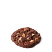 """Печиво """"Шоколадне зі шматочками шоколаду"""", 65г"""