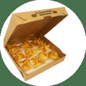 Combinado de empanadas vegetarianas (10 uds.)