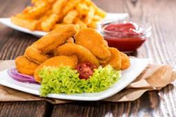 Fileciki z kurczaka
