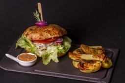 Hamburger di tagliata de Angus argentino
