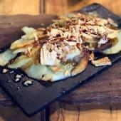 Patatas con foie