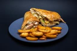 Novi Pollo sendvič