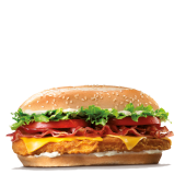 Chicken royale bacon cheese