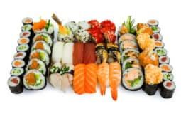 Family sushi set