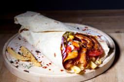 Shawarma de pui