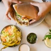 Shawarma De Setas