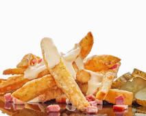 Картопля фрі (200/40г)
