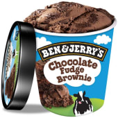 Ben&Jerry's Chocolate Fudge Brownie (500ml)
