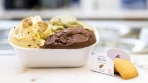 Vaschetta di gelato da 1 kg
