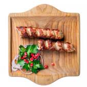 Люля-кебаб з яловичини і свинини (200/30г)