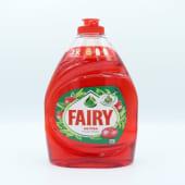 Lavavajillas Fairy Ultra Frutos Rojos 820 Mililitros.