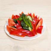 Салат Овочі свіжі (150г)