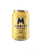 Cerveza moritz (33 cl.)