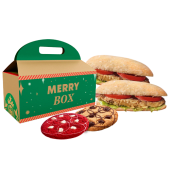 Merry Box Sándwich