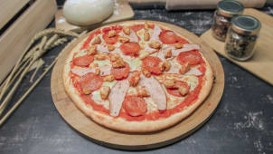 Meat Pizza 33cm