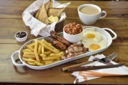 Full Square Breakfast