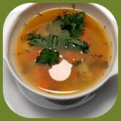 Суп гороховий (300г)