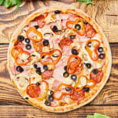 Pizza carnivora Ø 30cm