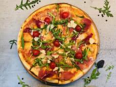 Піца Прошутто з руколою