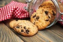 Печенье овсяное с изюмом (1шт.)