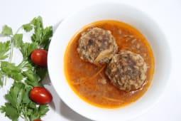 Тефтели в томатном соусе (без гарнира) (1 шт.)