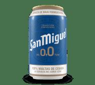 San Miguel 0,0 33cl.