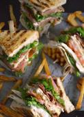 Club sandwich house