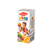 Сік Rich Kids мультифрукт (200мл)