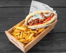 Sandes Kebab