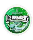 Spearmint Ice Breakers