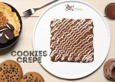 Cookies Crepe