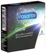 Preservativo Pasante Glow In The Dark  (3 Uds.)