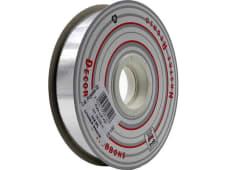 Fita Lux Metalizado 281 19Mm 02 Prata 100Mts