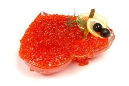 Caviar rojo (250 g.)