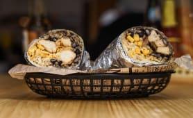 Burrito Pollo XL