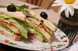 Клаб-сендвіч з куркою (200г)