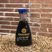 Botella de Salsa de Soja KIKKOMAN (150 ml.)
