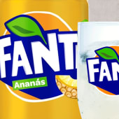Fanta Ananás 33cl