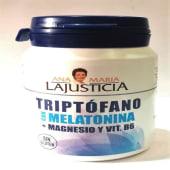 Triptófano + Melatonina+Magnesio+B6 (60 comp.)