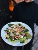 Салат з індичкою (300г)