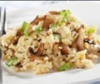 Рис з грибами (220г)