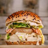 Chicken & Bacon Burger  Double