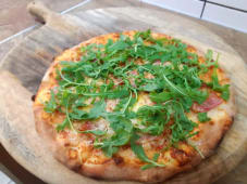 Pizza Prosciutto Rucola  Ø 40cm