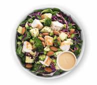 Super Salada de Vegetais e Frango