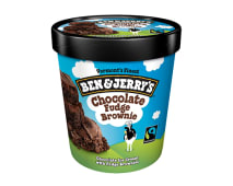 Ben&Jerry's Choco Fudge Brownie 465ML