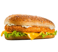 Burger Long Chicken