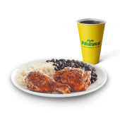 Glovo WOW: 1/4 de Pollo + bebida